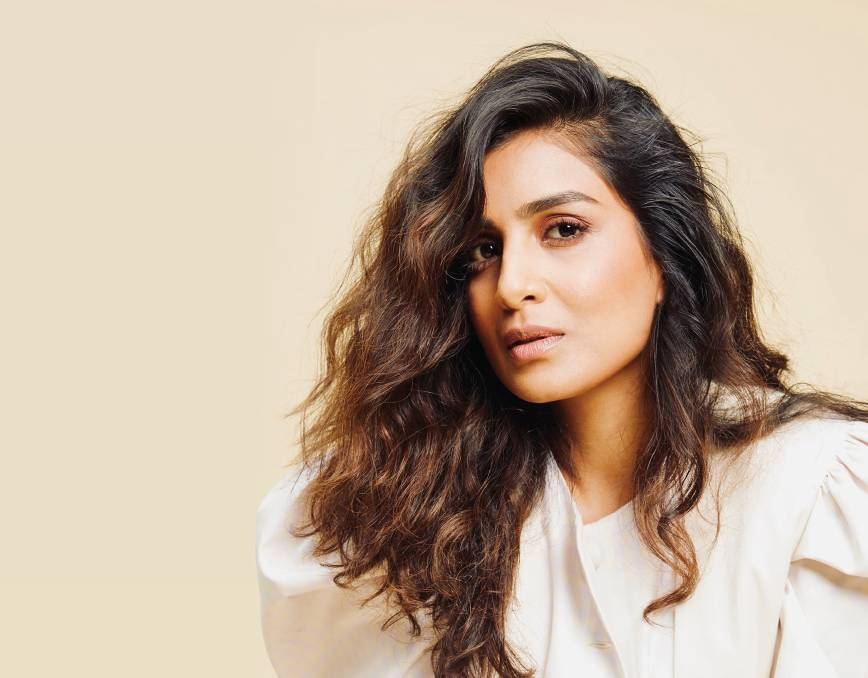 Meet Gemma: Pallavi Sharda stars in this ABC comedy who was about to head overseas when the COVID lockdown hit.