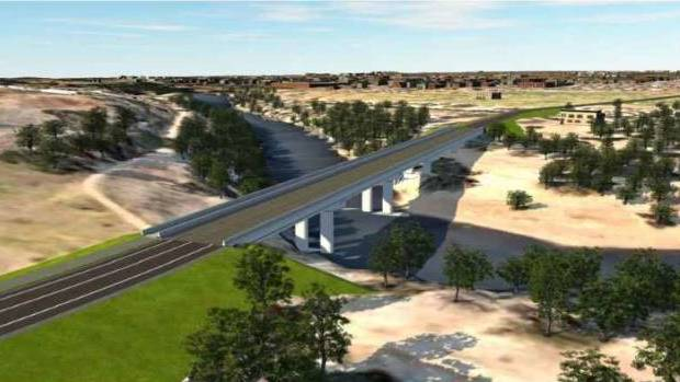 Your say: Does proposed brige need to be so large?