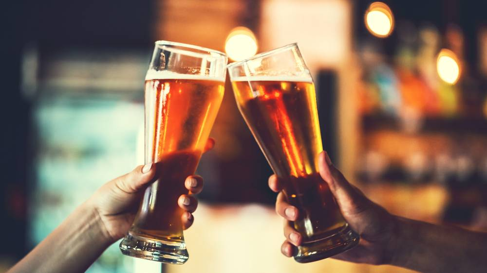 Cheers to us: Let's keep it going, Australia. Photo: Shutterstock