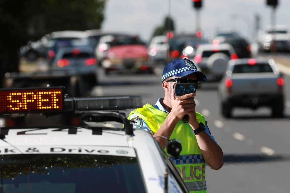 Ajay Bhargava faces Dubbo Local Court after caught speeding 134km/h on the Golden Highway at Ballimore. Photo: FILE