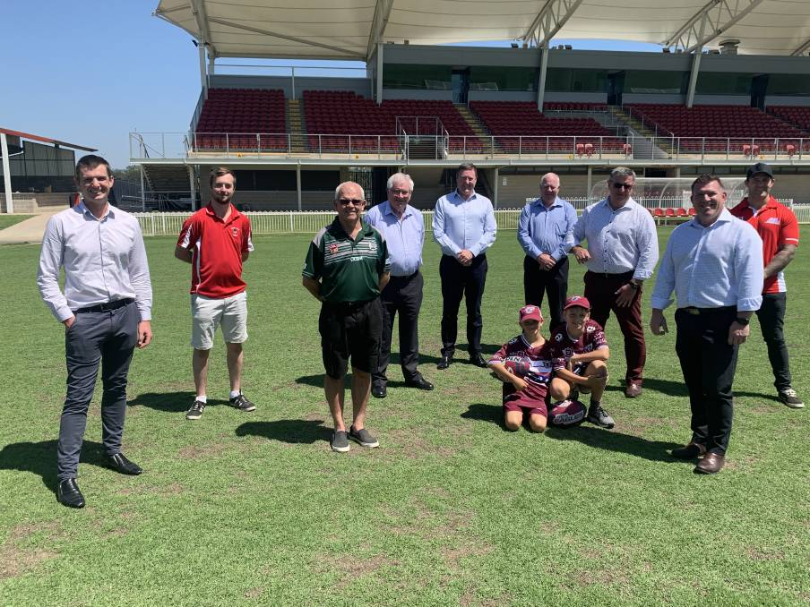 Matters of State | Excited for NRL games to be played in the bush