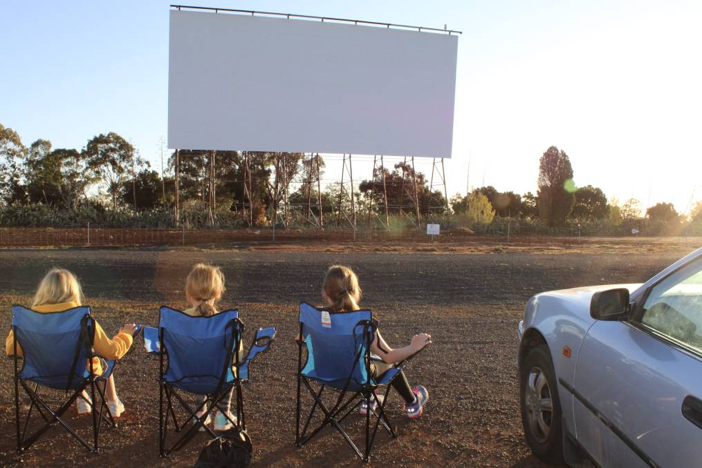 Dubbo Westview Drive-In offers an experience for all ages to enjoy. Photo contributed.